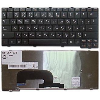 Клавиатура для ноутбука LENOVO IdeaPad K23 K26 S12 BLACK RU