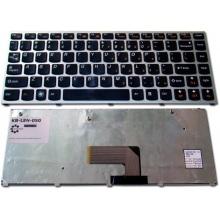Клавиатура для ноутбука LENOVO IdeaPad U460 U460A GOLDEN FRAME BLACK US