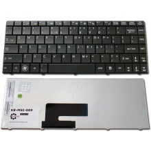 Клавиатура для ноутбука MSI X-Slim MS-1461 X300 X320 X340 X400 X460, Wind U200 U200X U210 U210X U230 U250 BLACK US