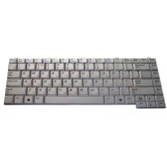 Клавиатура для ноутбука SAMSUNG M50 M55 SILVER RU