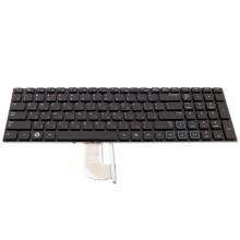 Клавиатура для ноутбука SAMSUNG RC730 RF710 RF711 BLACK RU BackLight