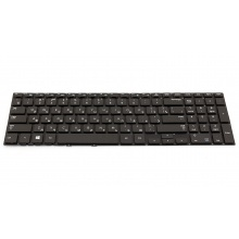 "Клавиатура для ноутбука SAMSUNG 370 Series 15.6"" NP370R5E NP450R5E NP470R5E NP510R5E BLACK RU"