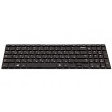 "Клавиатура для ноутбука SAMSUNG 770 880 Series 15.6"" NP770Z5E NP880Z5E BLACK RU BackLight"