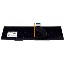Клавиатура для ноутбука SONY VAIO SVT15 BLACK RU BackLight