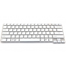 Клавиатура для ноутбука SONY VAIO VPC-CW WHITE US