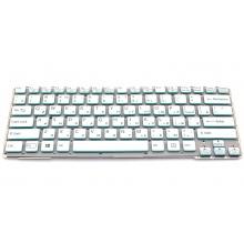Клавиатура для ноутбука SONY VAIO SVE14A WHITE RU