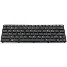 Клавиатура для ноутбука SONY VAIO SVE11 BLACK FRAME BLACK US