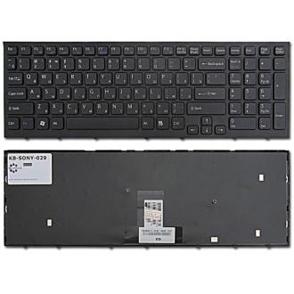 Клавиатура для ноутбука SONY VAIO VPC-EB BLACK FRAME BLACK RU