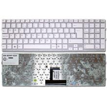 Клавиатура для ноутбука SONY VAIO VPC-EB WHITE FRAME WHITE US