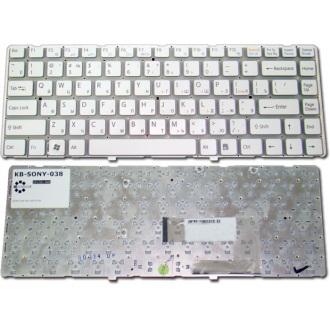 Клавиатура для ноутбука SONY VAIO VGN-NW WHITE RU