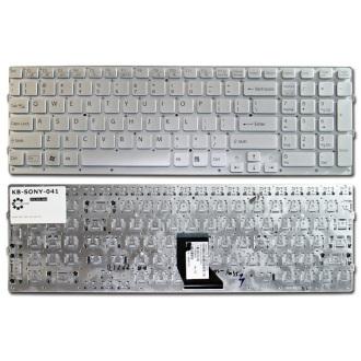 Клавиатура для ноутбука SONY VAIO VPC-CB17 SILVER US