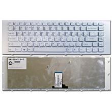 Клавиатура для ноутбука SONY VAIO VPC-EG WHITE FRAME WHITE RU