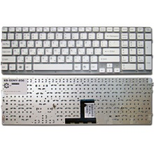 Клавиатура для ноутбука SONY VAIO VPC-EC WHITE RU