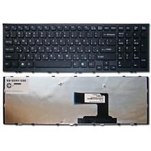 Клавиатура для ноутбука SONY VAIO VPC-EL BLACK FRAME BLACK RU