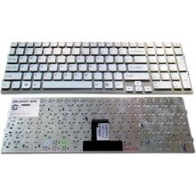 Клавиатура для ноутбука SONY VAIO VPC-EB WHITE US