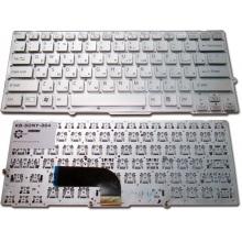 Клавиатура для ноутбука SONY VAIO VPC-SB VPC-SD SILVER RU