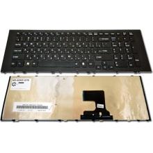 Клавиатура для ноутбука SONY VAIO VPC-EJ BLACK FRAME BLACK RU