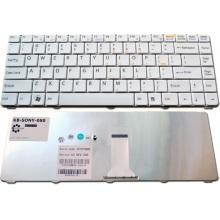 Клавиатура для ноутбука SONY VAIO VGN-NR VGN-NS WHITE US