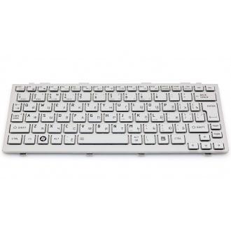 Клавиатура для ноутбука TOSHIBA Satellite NB200 SILVER RU