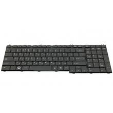 Клавиатура для ноутбука TOSHIBA Satellite A500 A505 A505D F501 L350 L355 L355D L500 L500D L505 L505D L510 L515 L550 L555 L555D P300 P305 P305D P500 P505, Qosmio G50 G55 F50 X300 X305 X500 X505 BLACK RU