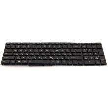 Клавиатура для ноутбука Toshiba Satellite P55 P55t P55t-A P55-A BLACK RU BackLight