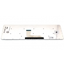 Клавиатура для ноутбука TOSHIBA Satellite L50-B L55-B L50-C L55-C S50-B S55-B S50-C S55-C WHITE RU