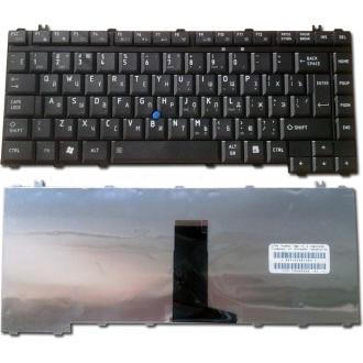 Клавиатура для ноутбука TOSHIBA Tecra A1 A2 A3 A4 A5 A6 A7 A8 A9 L2 M9 M10, Satellite Pro S200 S300 BLACK RU (с поинтстиком)