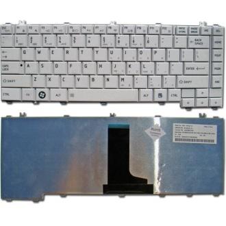Клавиатура для ноутбука TOSHIBA Satellite C600 C605 C640 C645 L600 L605 L630 L635 L640 L645 L700 L730 L735 L740 L745 WHITE US