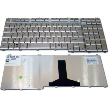Клавиатура для ноутбука TOSHIBA Satellite P200 P200D P205 P205D X200 X205 SILVER US