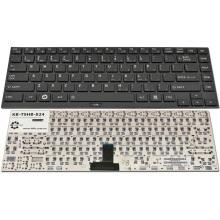 Клавиатура для ноутбука TOSHIBA Satellite R630 R631 R700 R705 R730 R731 R830 R835 R930 R935 BLACK FRAME BLACK US