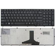 Клавиатура для ноутбука TOSHIBA Satellite A660 A660D A665 A665D BLACK FRAME GLOSSY US