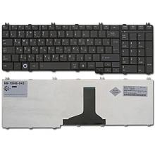 Клавиатура для ноутбука TOSHIBA Satellite C650 C650D C655 C655D C660 C660D C665 C665D C670 C670D C675 C675D L650 L650D L655 L655D L670 L670D L675 L675D L750 L750D L755 L755D L775 L775 BLACK GLOSSY RU