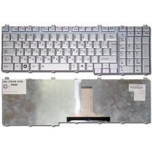 Клавиатура для ноутбука TOSHIBA Satellite P200 P200D P205 P205D X200 X205 SILVER RU