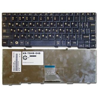 Клавиатура для ноутбука TOSHIBA Satellite AC100-10D AC100-10U AC100-10Z AZ100 BLACK RU