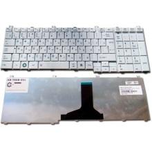 Клавиатура для ноутбука TOSHIBA Satellite C650 C650D C655 C655D C660 C660D C665 C665D C670 C670D C675 C675D L650 L650D L655 L655D L670 L670D L675 L675D L750 L750D L755 L755D L775 L775 WHITE RU