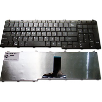 Клавиатура для ноутбука TOSHIBA Satellite C650 C650D C655 C655D C660 C660D C665 C665D C670 C670D C675 C675D L650 L650D L655 L655D L670 L670D L675 L675D L750 L750D L755 L755D L775 L775 BLACK RU