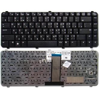 Клавиатура для ноутбука HP 6530 6530S 6531S 6535 6535S 6730 6730S 6731S 6735S BLACK RU