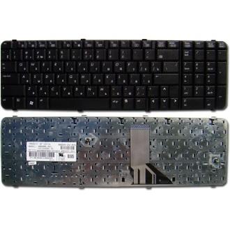 Клавиатура для ноутбука HP 6830S BLACK RU
