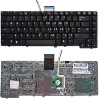 Клавиатура для ноутбука HP EliteBook 6930P BLACK US (с поинтстиком)