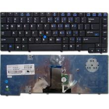 Клавиатура для ноутбука HP 8510P 8510W BLACK US (с поинтстиком)
