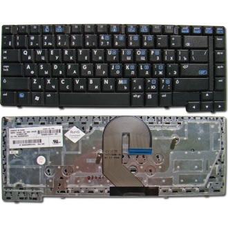 Клавиатура для ноутбука HP 6710B 6710S 6715B 6715S BLACK RU