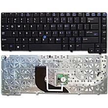 Клавиатура для ноутбука HP 6910 6910P NC6400 BLACK US (с поинтстиком)