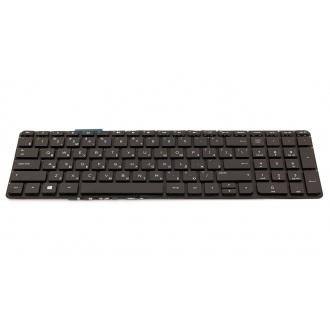 Клавиатура для ноутбука HP ENVY 15-j 17-j BLACK RU