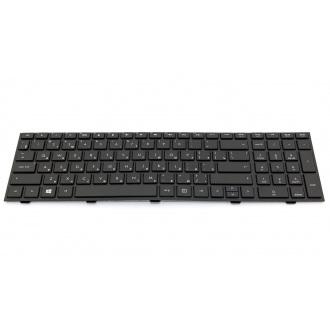 Клавиатура для ноутбука HP ProBook 4540S 4545S BLACK FRAME BLACK RU
