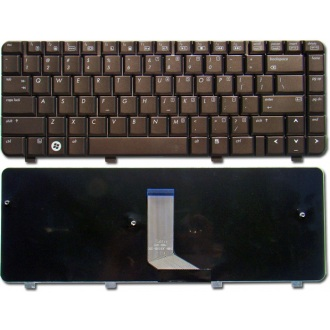 Клавиатура для ноутбука HP Pavilion DV4-1000 DV4-1100 DV4-1200 DV4-1300 DV4-1400 DV4t-1000 DV4t-1100 DV4t-1200 DV4t-1300 DV4t-1400 DV4z-1000 DV4z-1100 DV4z-1200 BRONZE US