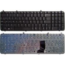 Клавиатура для ноутбука HP Pavilion DV9000 DV9100 DV9200 DV9300 DV9400 DV9500 DV9600 DV9700 DV9800 DV9900 BLACK US