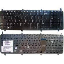 Клавиатура для ноутбука HP Pavilion DV8-1000, HDX X18-1000 X18-1100 X18T-1000 X18T-1100 BLACK GLOSSY US