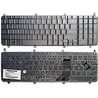Клавиатура для ноутбука HP Pavilion DV8-1000, HDX X18-1000 X18-1100 X18T-1000 X18T-1100 SILVER US