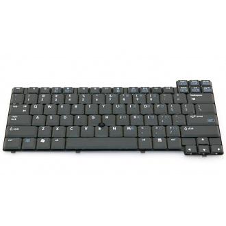 Клавиатура для ноутбука HP NC6000 NX5000, Presario V1000 V1100 BLACK US (с поинтстиком)