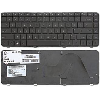Клавиатура для ноутбука HP G42, Presario CQ42 BLACK US